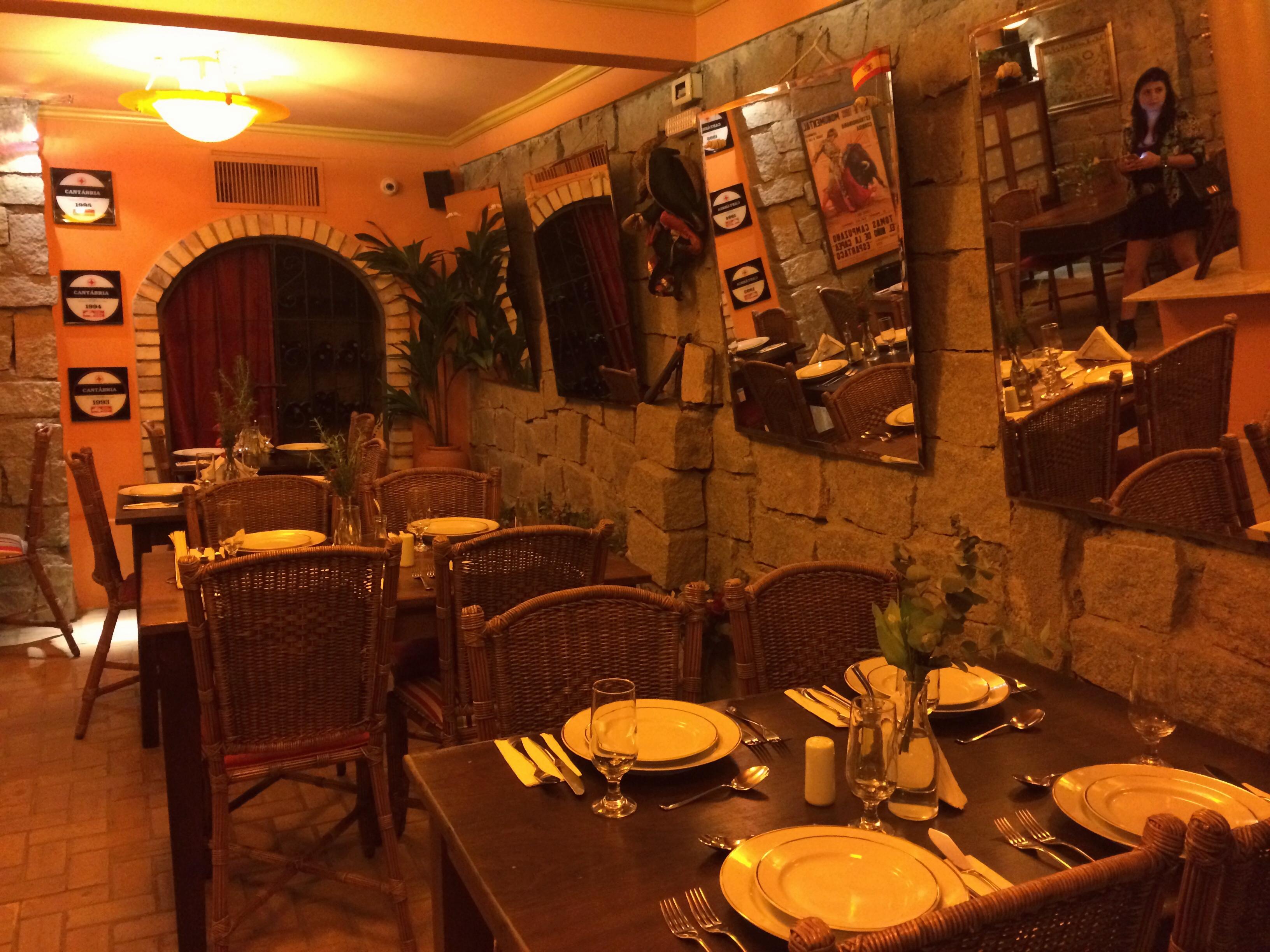Restaurante Cant Bria Lu Sa Soares